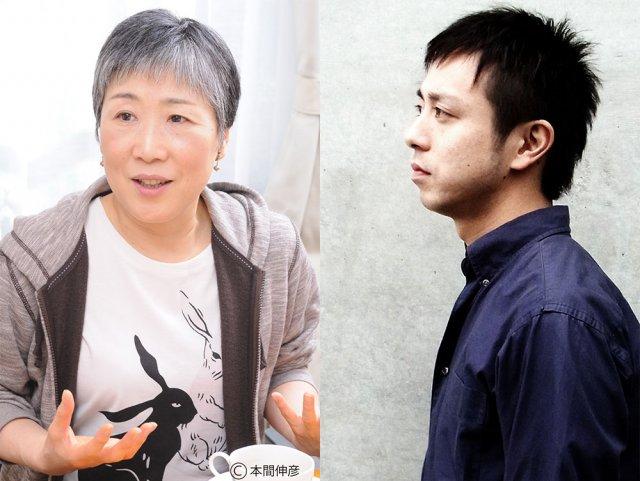 キラリふじみのアトリエ『僕の東京日記』を語る&稽古場公開