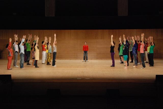 キラリと世界で創る芝居vol.2☆フランス 『世界は踊る~ちいさな経済のものがたり』